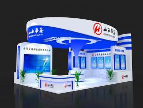 山西华鑫肥业展览模型