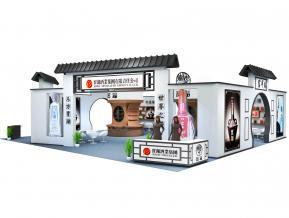 贾湖酒业展览模型
